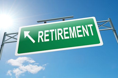 Image of Retirement sign on NWISeniors.com