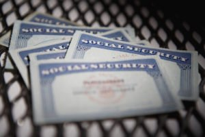 Image of Social Security Card, social security, postpone