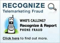 Telemarketing Scam Alert Image, fraud, protection