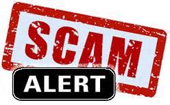 Reverse Mortgage Scam Alert Image, protecting seniors,