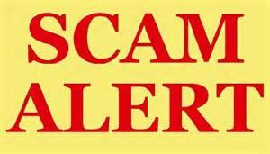 Image of Contractor Scam Alert
