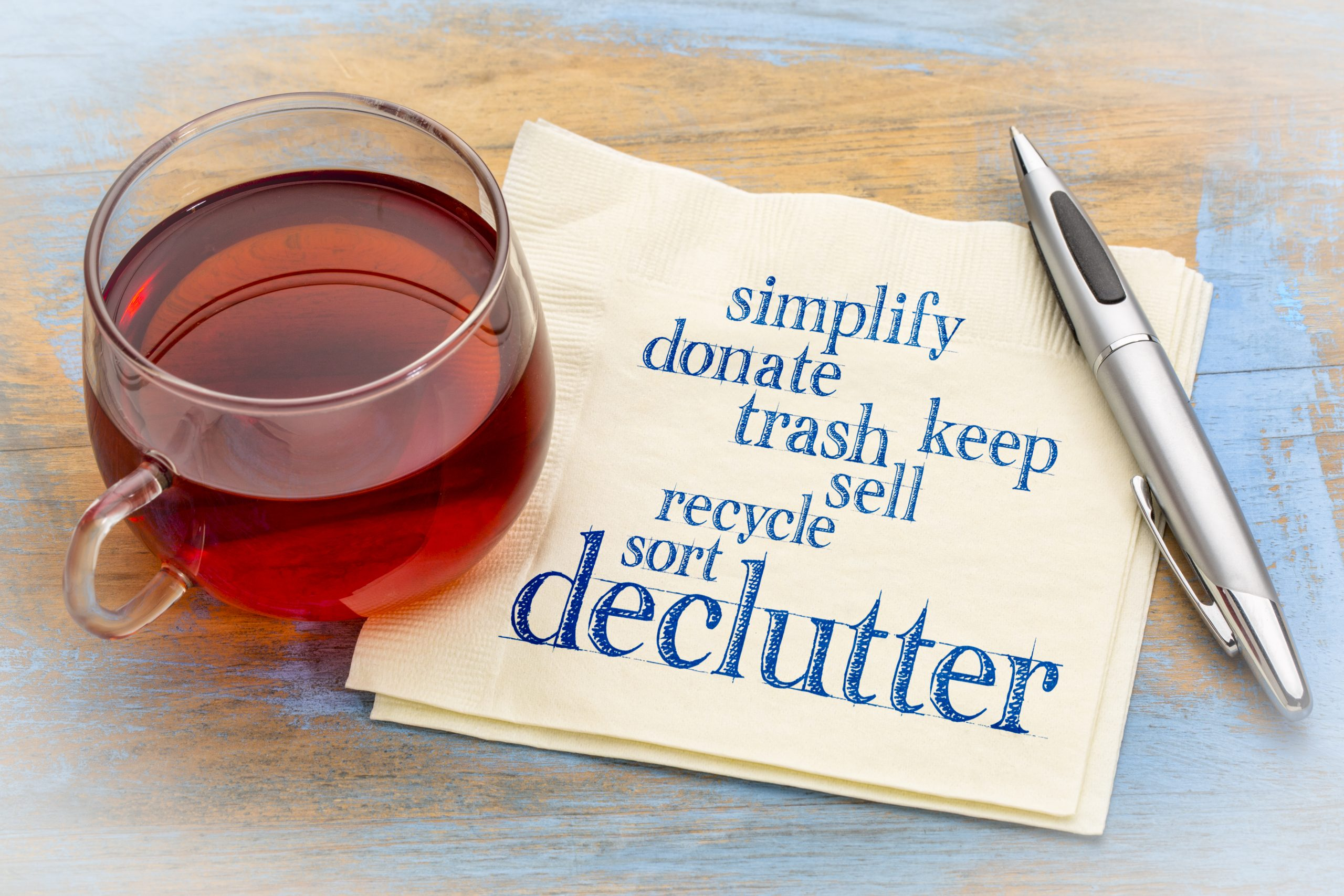 7 Tips to Declutter Mom and Dad's House on NWISeniors.com