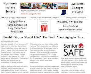 NWI Seniors Newspaper Jan-Feb 2020 Image